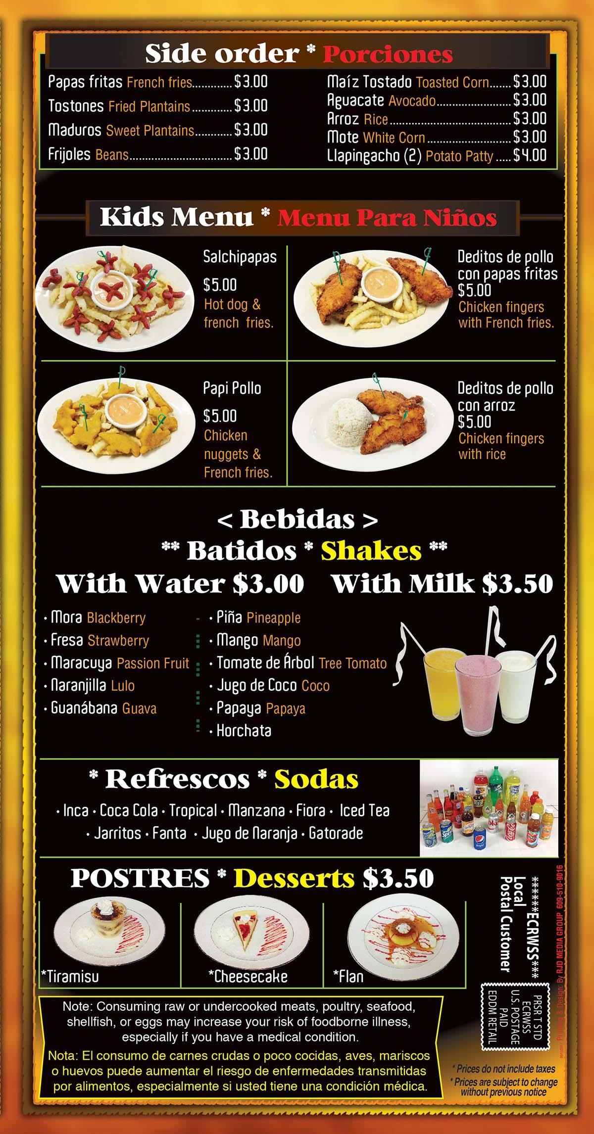 NeGro-De-Oro-Restaurant-Menu-2017-Page-6